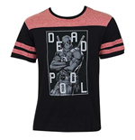 Camiseta Deadpool Baseball