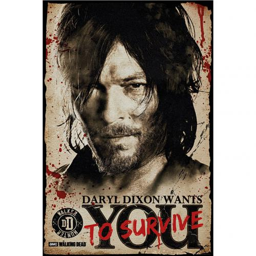 Poster The Walking Dead 225258