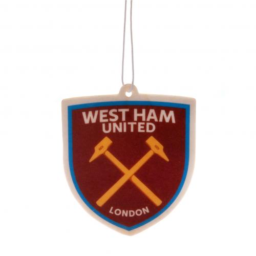 Ambientador de carro West Ham United