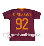 Camiseta  AS Roma 2016/17 Home El Shaarawy 92 réplica