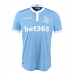 Camiseta Stoke City 2016-2017 Away