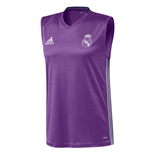 Camiseta Real Madrid 2016-2017 (Roxo)