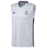 Camiseta Real Madrid 2016-2017 (Branco)