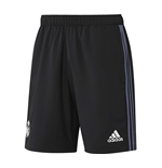 Shorts Real Madrid 2016-2017 (Preto)