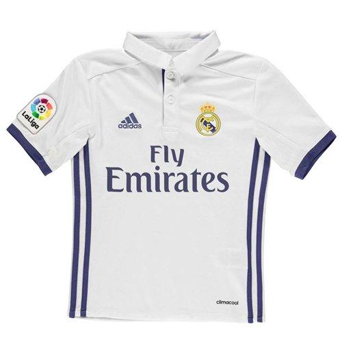 Camiseta Real Madrid 2016-2017 Home Original  Compra Online em Oferta db94058311d25