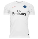 Camiseta Paris Saint-Germain 2016-2017 (Branco)