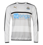 Suéter Esportivo Newcastle United 2016-2017 (Branco)