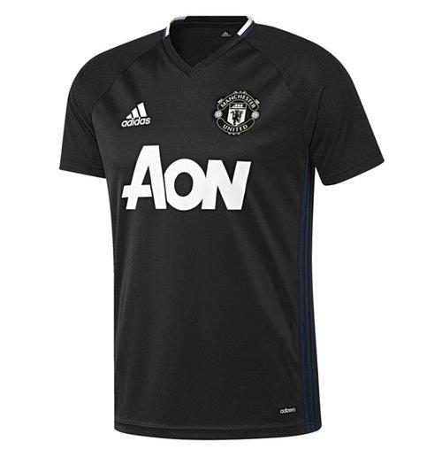 fa40cd62dca8c Compra Camiseta Manchester United FC 2016-2017 (Preto) Original