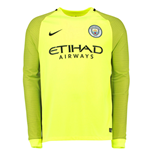 Camiseta Manchester City FC 2016-2017 Home