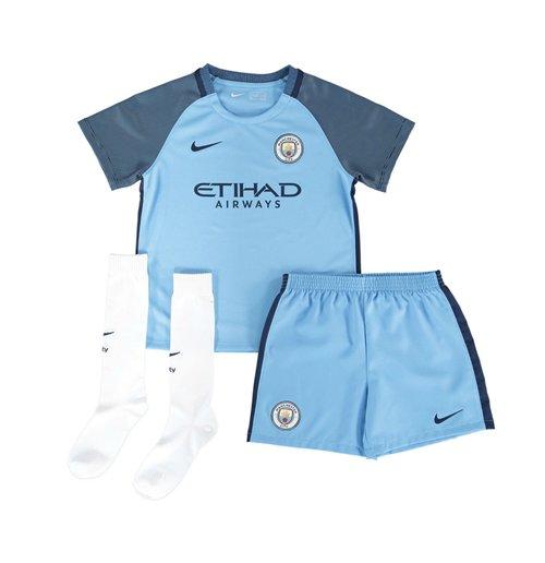 Compra Camiseta Manchester City FC 2016-2017 Home Original 073e3410f49cd