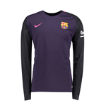 Camiseta Barcelona 2016-2017 Away