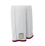 Shorts Aston Villa 2016-2017 Home (Branco)