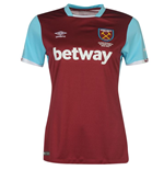 Camiseta West Ham United 2016-2017 Home de meni qna