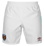 Shorts West Ham United 2016-2017 Home (Branco)