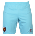 Shorts West Ham United 2016-2017 Away