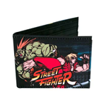 Carteira Street Fighter