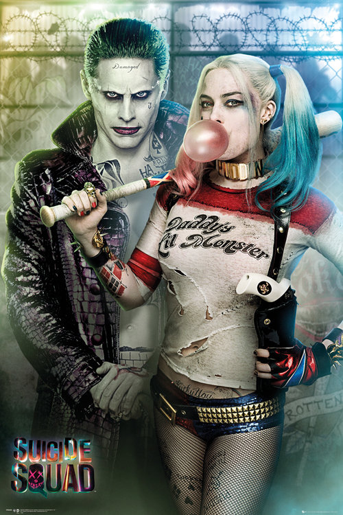 Poster Suicide Squad 227261