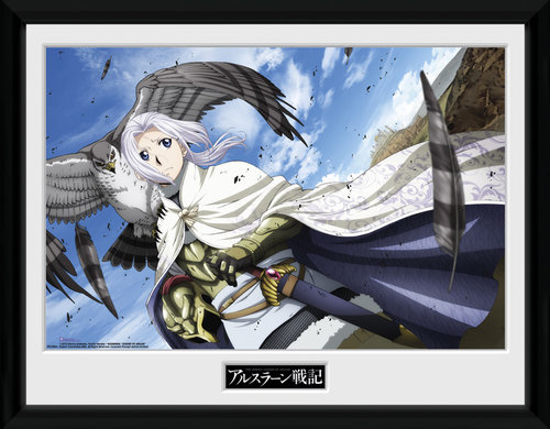 Poster The Heroic Legend of Arslan 227270