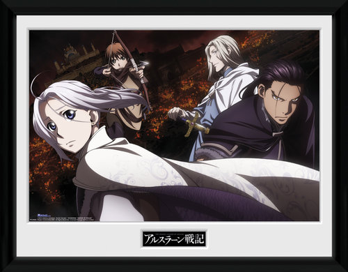 Poster The Heroic Legend of Arslan 227271