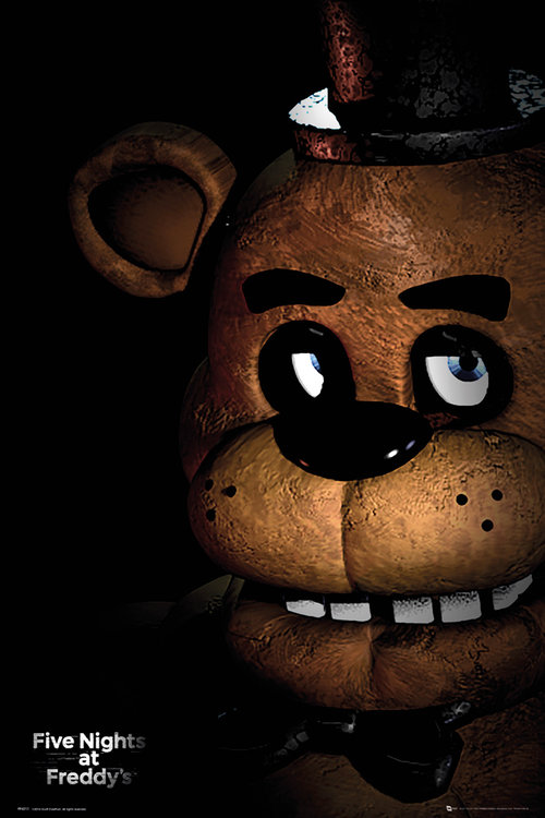 Poster Five Nights at Freddy's 227275