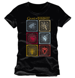 Camiseta Game of Thrones 227394