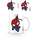 Caneca Spiderman Kawaii