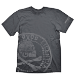 Camiseta Uncharted 4: A Thief's End Pirate Coin - P