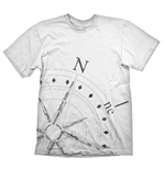 Camiseta Uncharted 4: A Thief's End Compass - G