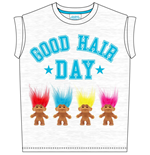 Camiseta Trolls Good Hair Day