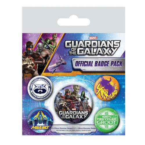 Broche Guardians of the Galaxy 228934