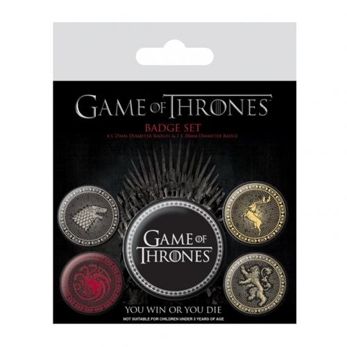 Broche Game of Thrones 228942