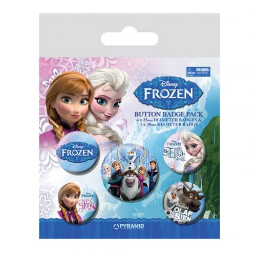 Broche Frozen 228947