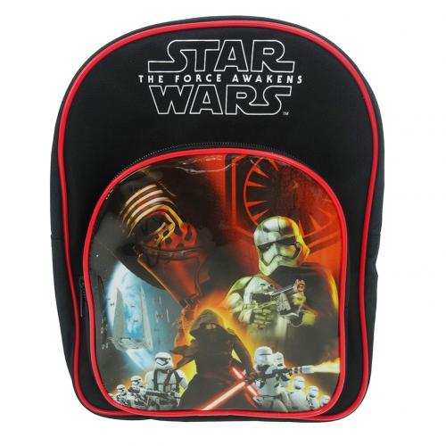 Mochila Star Wars The Force Awakens Galaxy de criança
