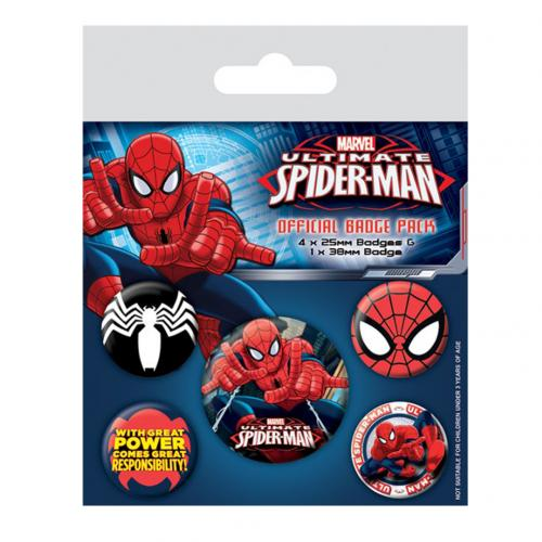 Pack Chapinhas Spiderman