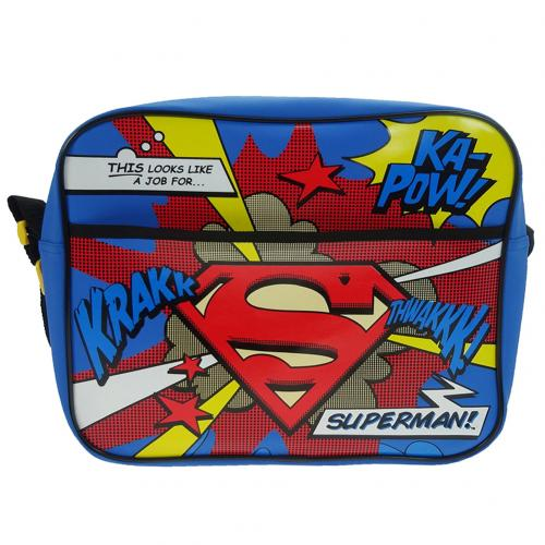 Bolsa Messenger Superman 229045