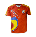 Camiseta Rumania fútbol 2013-2014 Away