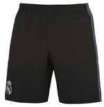 Shorts Real Madrid 2016-2017 Third (Preto)