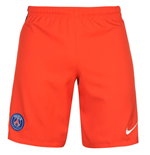 Shorts Paris Saint-Germain 2016-2017 Away (Vermelho)