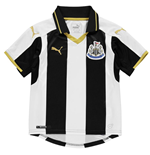 Camiseta Newcastle 2016-2017 Home