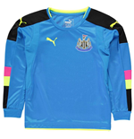 Camiseta manga comprida Newcastle 2016-2017 Away