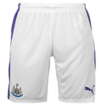 Shorts Newcastle 2016-2017 Third (Branco)