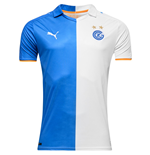 Camiseta Grasshoppers 2016-2017 Home