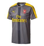 Camiseta Arsenal 2016-2017 (Cinza)