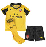 Camiseta Arsenal 2016-2017 Away