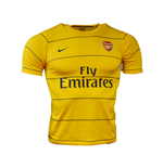 Camiseta Arsenal (Ouro)