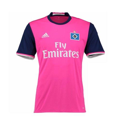 Camiseta Hamburgo 2016-2017 Away Original  Compra Online em Oferta c43ffc3a00f3a