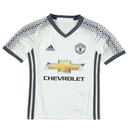 6aa73739812b0 Compra Camiseta Manchester United FC 2016-2017 Third Original