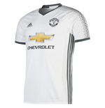 Camiseta Manchester United FC 2016-2017 Third