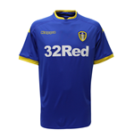 Camiseta Leeds United 2016-2017 Away