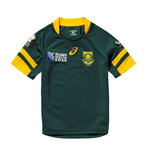 Camiseta África do Sul Rugby Home